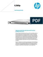 DS - HP ProLiant DL360p Gen8 Server