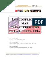 Conflictos Caracterc3adsticos de La Guerra Frc3ada