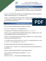 1ª Lista de Exercícios - Lei de Composição Interna_2011