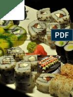 Sushi Tablas