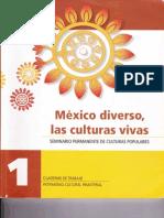 Cuaderno de Trabajo Patrimonio Cultural Inmaterial