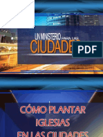 Plantar Iglesia Ciudades