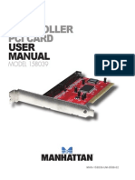 Manhattan Ultra Ata-133 Controller Pci Card