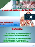 ppt hipertencion aterial