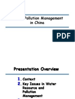 Water_Pollution in China