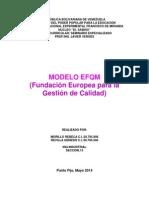 Seminario Especializado Modelo EFQM