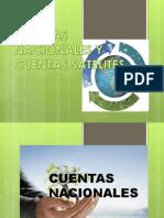 Cuentas Nacionales y Cuentas Satelites