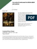 Peace Events April08