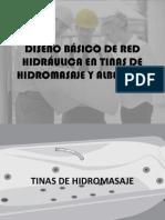 DISEÑO HIDRUL PISCINAS