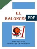 El Basketball o Baloncesto