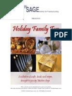 Holiday Family Fun e Book