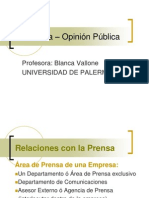 Prensa Opinión Pública Vallone(Clase)