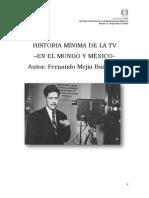 HISTORIA+MÍNIMA+DE+LA+TV+–EN+EL+MUNDO+Y+MÉXICO-2013