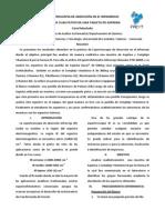 ESPECTROSCOPIA DE ABSOSCIÓN EN EL INFRARROJO