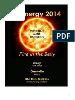Menergy Event MANual