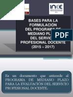 Presentacion Inee Bases