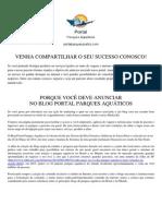 Media Kit - Portal Parques Aquáticos