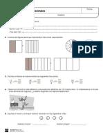 117434536 Fichas Mate Temas 6 y 7 Resumen Con Teoria de 6º Ep Division Con Decimales