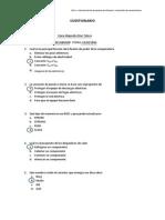 Evaluación Mantenimiento de Computadores Agosto 2014
