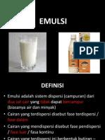 7-Emulsi