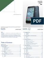 Alcatel Onetouch Idol Mini User Guide