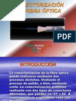 Conectorizacion de Fibra Optica1