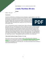 China IndiaMaritimeRivalry 090409