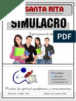 Simulacro - Tipo Examen - UNT