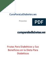 Frutas Para Diabéticos y Sus Beneficios En La Dieta Para Diabéticos