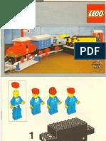 Lego manual #7720