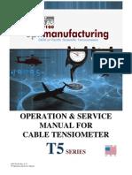 Sop Tn 001 t5 Manual