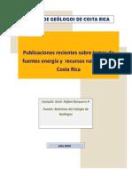 Energía y Recursos Naturales Costa Rica-2