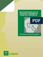 Cirugia prepotesica, recomendaciones posquirurgicas