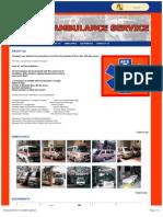 Paramedics - ACE COR Ambulance Service