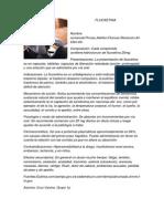 Fluoxetina - Cruz Vanina