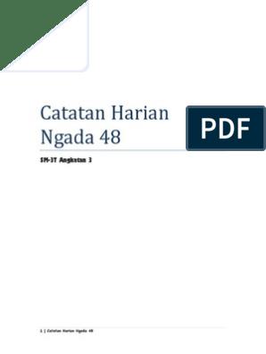 Catatan Harian Ngada48xx