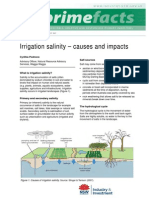fact sheet- irrigation salinity