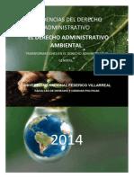 derecho administrativo ambiental, nuevas tendencias y transformaciones en el derecho administrativo.docx