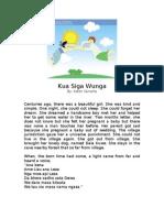 Kua Siga Wunga