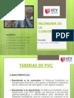 CONSTRUCCION - TUBERÍAS.pptx