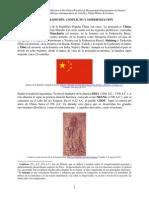 China-tradición, Conflicto y Modernización