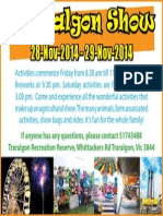 Traralgon Show
