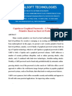 IEEE 2014 JAVA/.NET IMAGE PROCESSING PROJECT Captcha as Graphical Passwords a New Security Primitive Based on Hard AI Problems