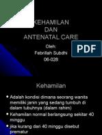 febrillah subdhi - KEHAMILAN