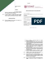 Reglamento de Internado 2014