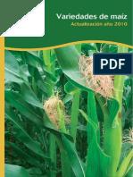 Variedades del maiz