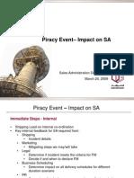 Ship Piracy Event SA Impact