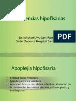 Clase 14 - Emergencias Hipofisarias