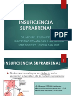 Clase 15 -Insuficiencia y Crisis Adrenal