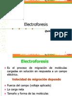 Electroforesis